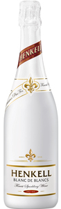 Henkell Blanc de Blancs Sekt trocken 0,75 ltr