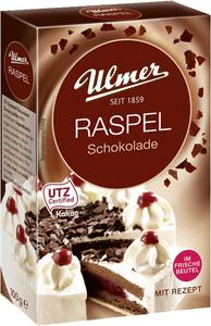 Ulmer Raspel Schokolade 100 g