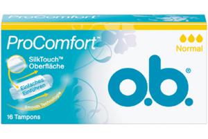 o.b. Pro Comfort Tampons normal 16 Stück