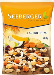 Seeberger Caribic Royal 200 g