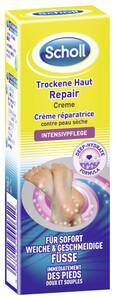 Scholl Trockene Haut Repair Creme 60 ml