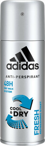 adidas Deospray Fresh 150 ml