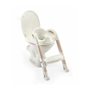 Kiddyloo 2 in 1 Toilettentrainer, beige