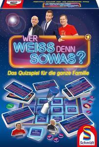 Schmidt Spiele Quiz Wer weiss denn sowas?