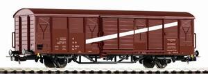 PIKO 72176 H0 Gedeckter Güterwagen Gbs1500 DR IV