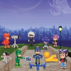 PJ Masks - Deluxe Figurenset, 14 teilig