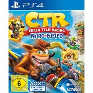 Sony PS4 - Crash Team Racing Nitro Fueled