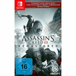 Nintendo - Switch: Assassin´s Creed 3 Remastered