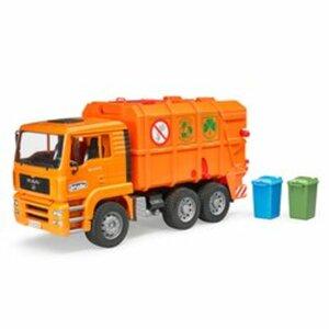 Bruder - MAN TGA Müll-LKW