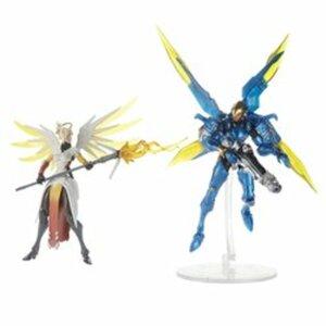Hasbro - Overwatch Ultimates: Pharah und Mercy