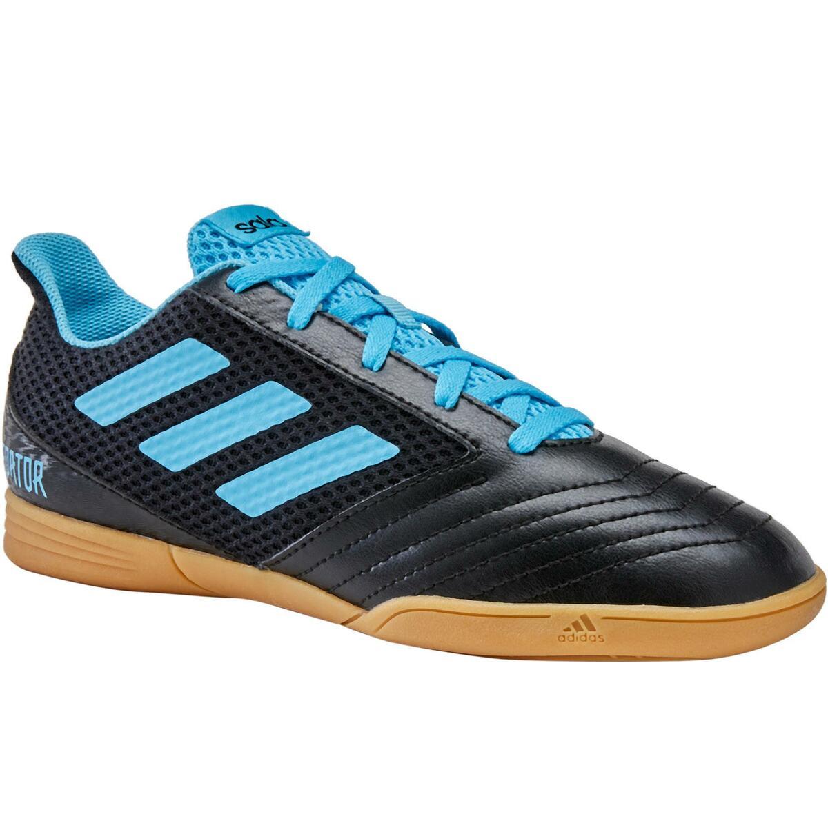 Bild 1 von Hallenschuhe Futsal Fußball Predator schwarz/blau