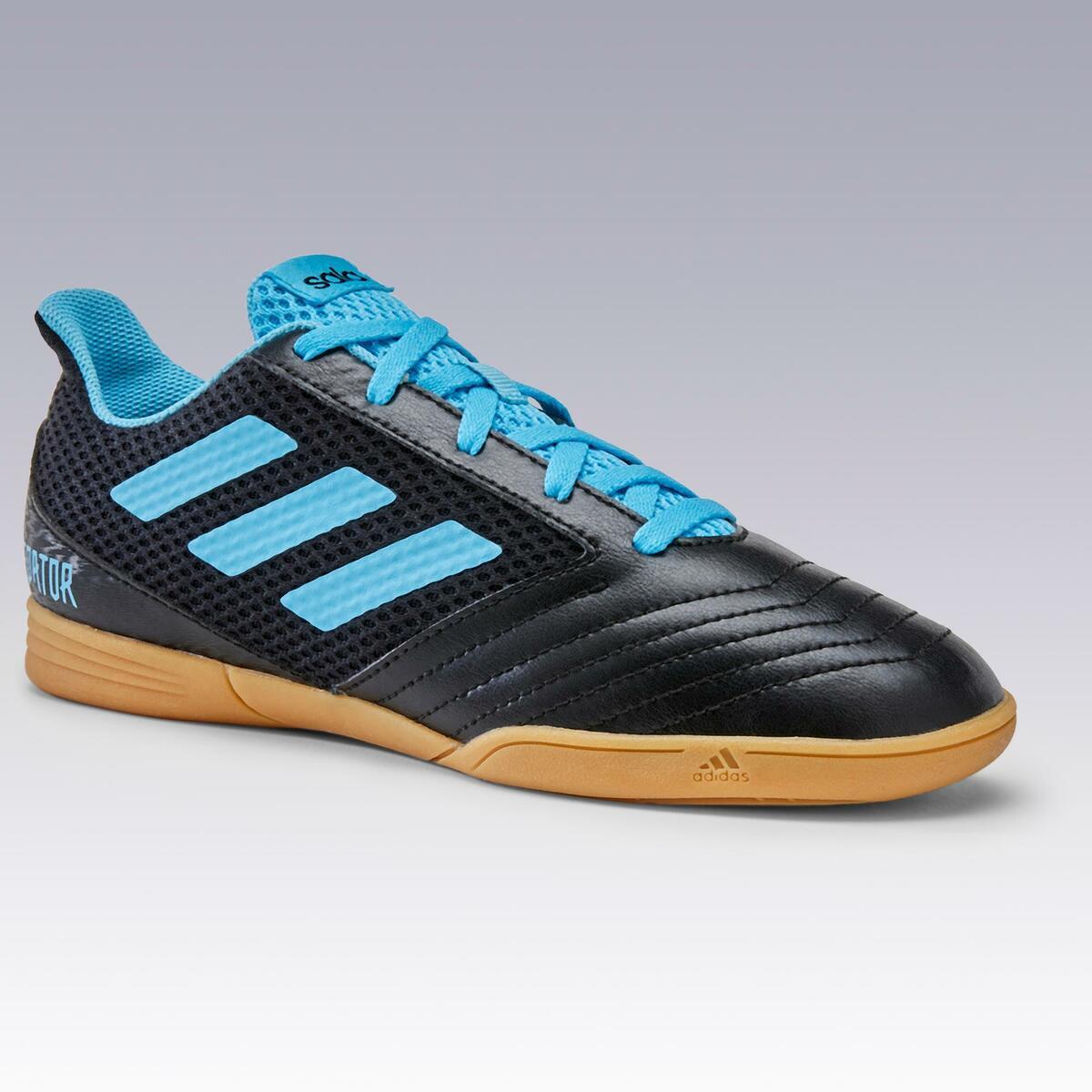 Bild 2 von Hallenschuhe Futsal Fußball Predator schwarz/blau