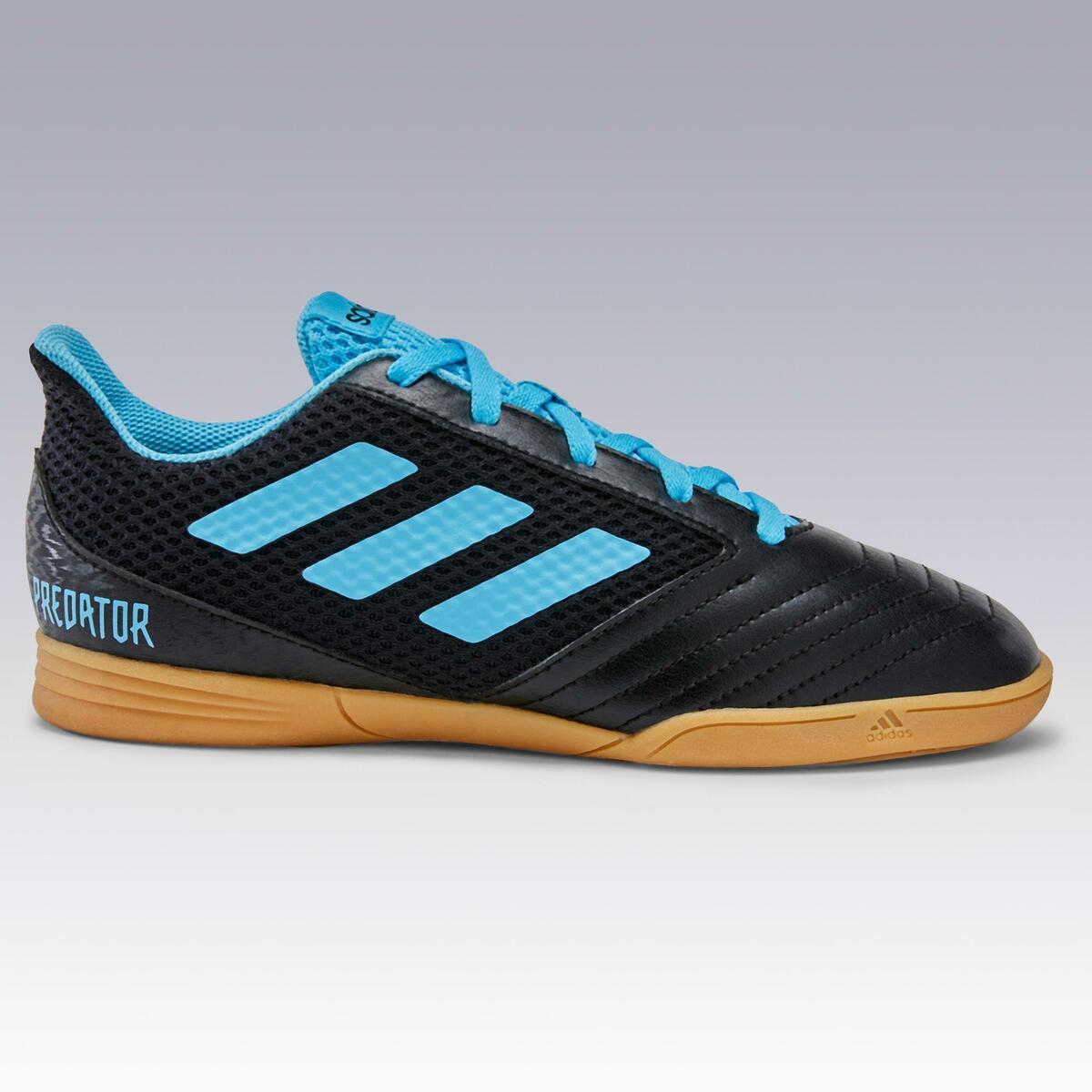 Bild 3 von Hallenschuhe Futsal Fußball Predator schwarz/blau