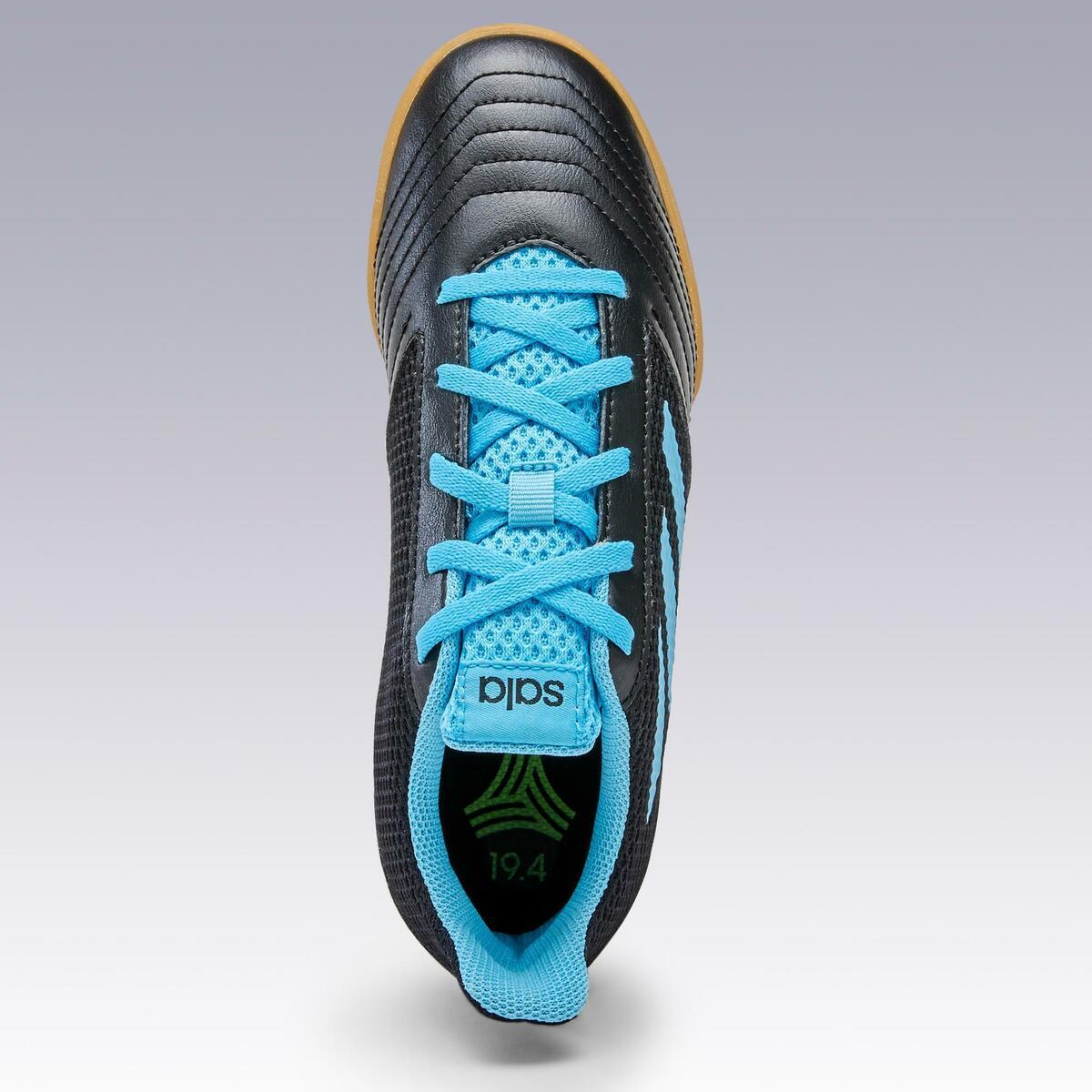 Bild 5 von Hallenschuhe Futsal Fußball Predator schwarz/blau