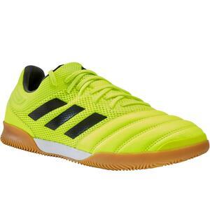 Hallenschuhe Futsal Fußball Copa Erwachsene gelb/schwarz