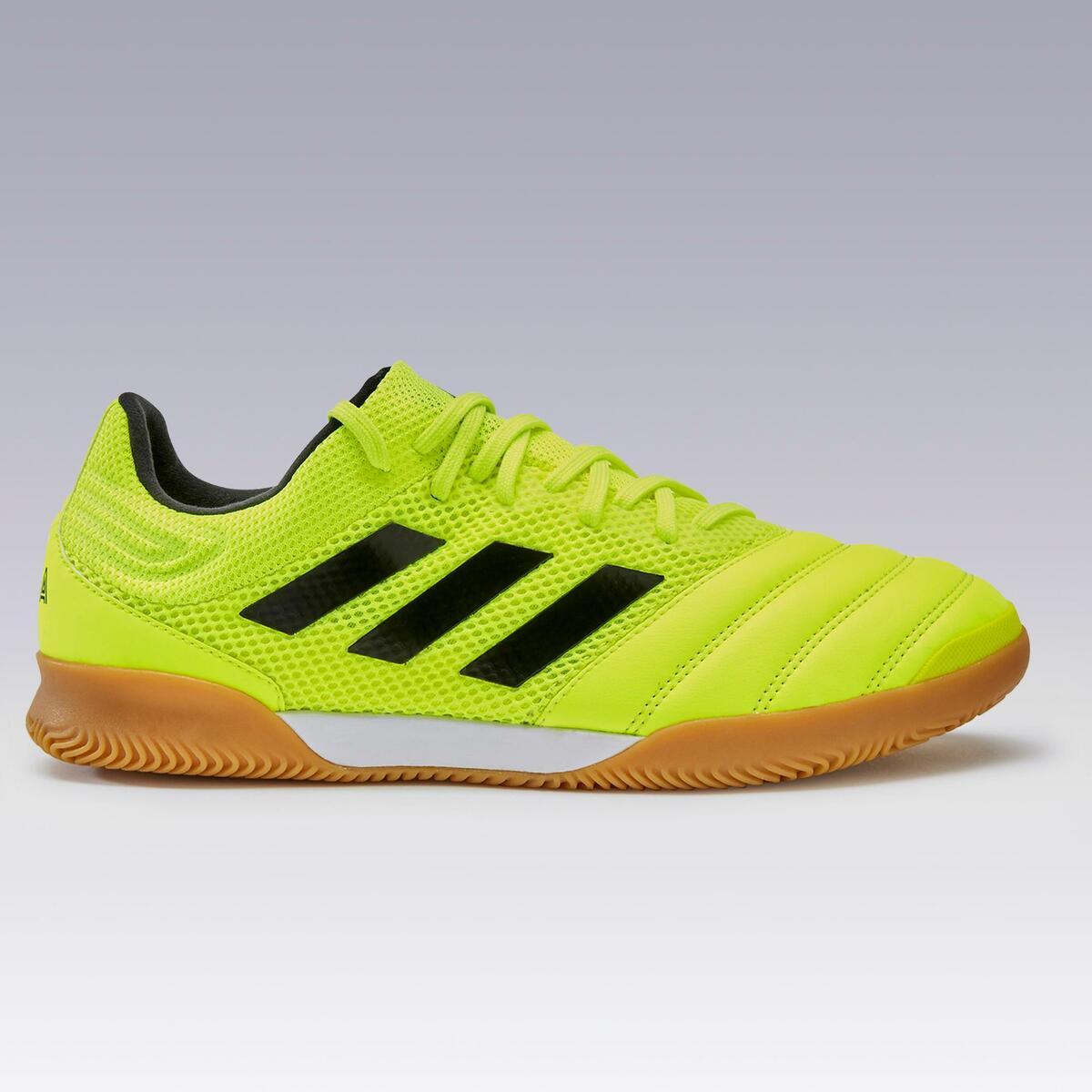 Bild 2 von Hallenschuhe Futsal Fußball Copa Erwachsene gelb/schwarz