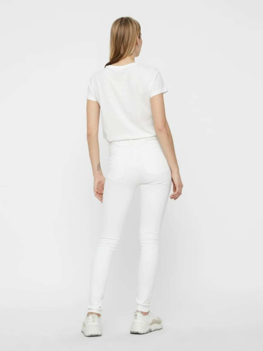 Bild 2 von NMLUCY NORMAL WAIST SKINNY FIT JEANS
