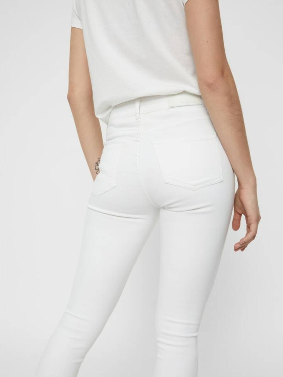 Bild 5 von NMLUCY NORMAL WAIST SKINNY FIT JEANS