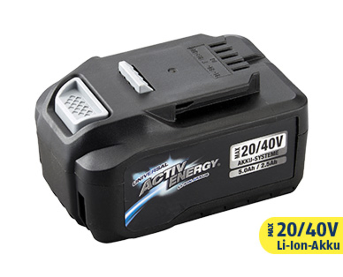 Bild 1 von ACTIV ENERGY®  20 V/40 V-Akku