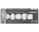 Bild 1 von casalux LED-Einbauleuchten, 3er-Set
