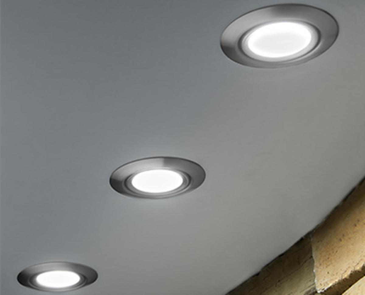 Bild 3 von casalux LED-Einbauleuchten, 3er-Set