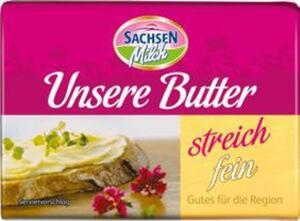Sachsenmilch Unsere Butter