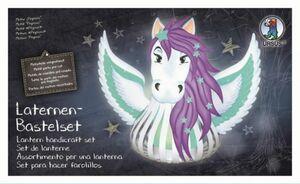 Laternen-Bastelset Pegasus