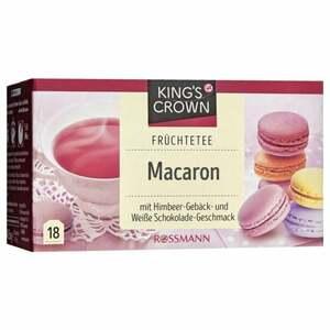 King´s Crown Früchtetee Macaron 2.20 EUR/100 g