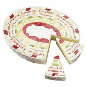 Geramont Französischer Weichkäse, 60 % Fett i. Tr., je 100 g