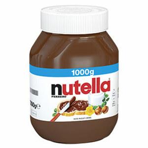 nutella Nuss-Nugat-Creme jedes 1000-g-Glas