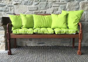 Grasekamp Zierkissen Panama Lime 60x40cm
