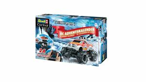 Revell Control 01019 - RC Adventskalender Offroad-Truck