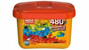 Fisher Price - Mega Construx - Box für Kreative, 480 Teile
