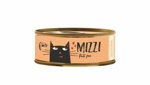 Mizzi Nassfutter für Katzen mit Pute
