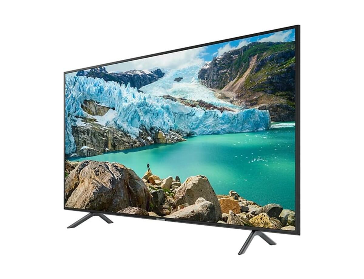 Bild 2 von Samsung 4K Ultra HD TV 147,3cm (58 Zoll) RU7179, 3840x2160 Pixel, Smart-TV, WLAN