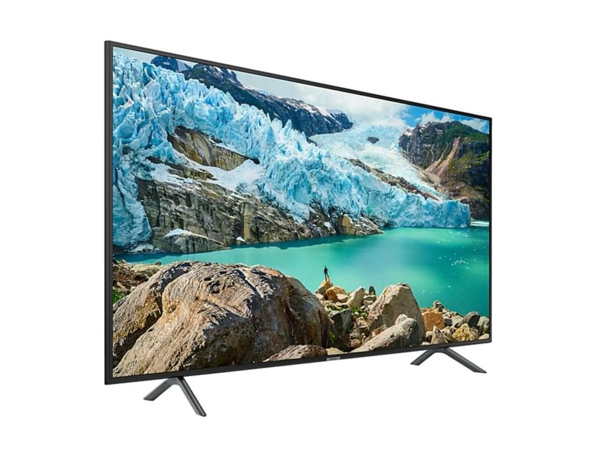 Bild 3 von Samsung 4K Ultra HD TV 147,3cm (58 Zoll) RU7179, 3840x2160 Pixel, Smart-TV, WLAN