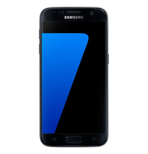 Samsung Galaxy S7 G930F in black onyx