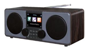 XORO W-Lan Internet-Radio DAB+ USB DAB600IRV3