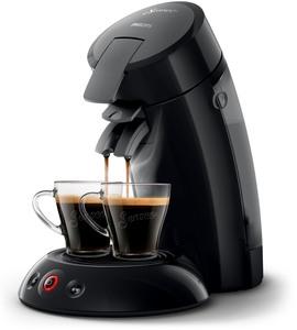 Philips Kaffeeautomat Senseo HD 6553/67 Original schwarz
