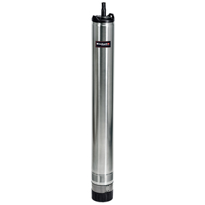 Einhell GE-DW 1100 N-A Tiefbrunnenpumpe Rohrpumpe Wasserpumpe Tauchpumpe 1100 W