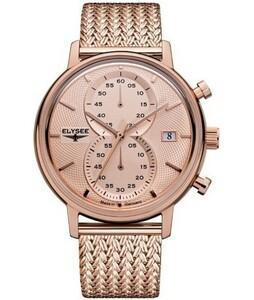 Elysee Herrenuhr Classic Minos Chronograph 83821M