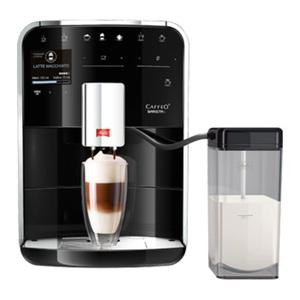 MELITTA Caffeo Barista T F73/0-201 V1 Kaffeevollautomat , Farbe:Schwarz