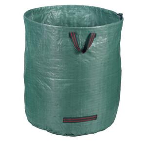 ProVida Faltbarer Gartensack in Grün 272 Liter