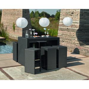 Multifunktions-Lounge 'Luisa' 7-teilig