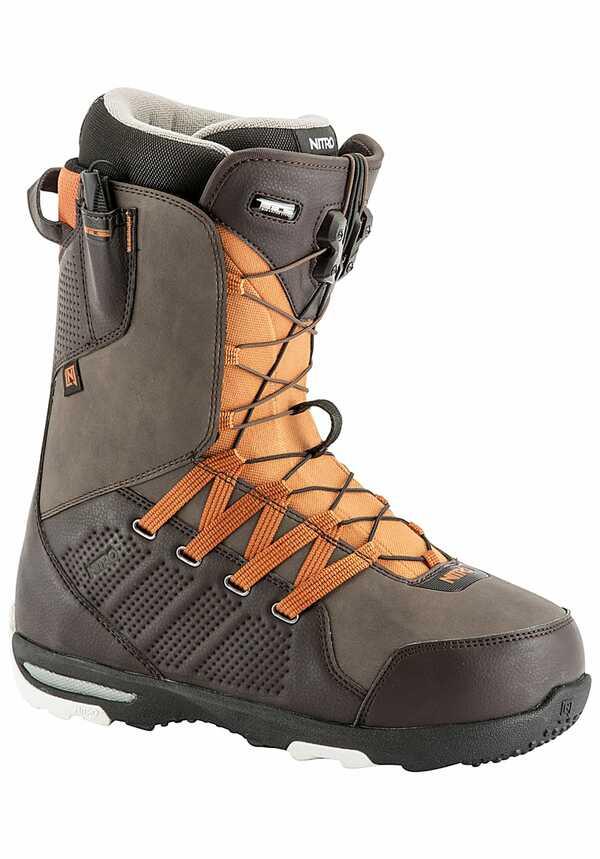 NITRO Thunder TLS - Snowboard Boots für Herren - Braun