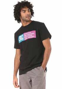 DC Vertical Zone - T-Shirt für Herren - Schwarz