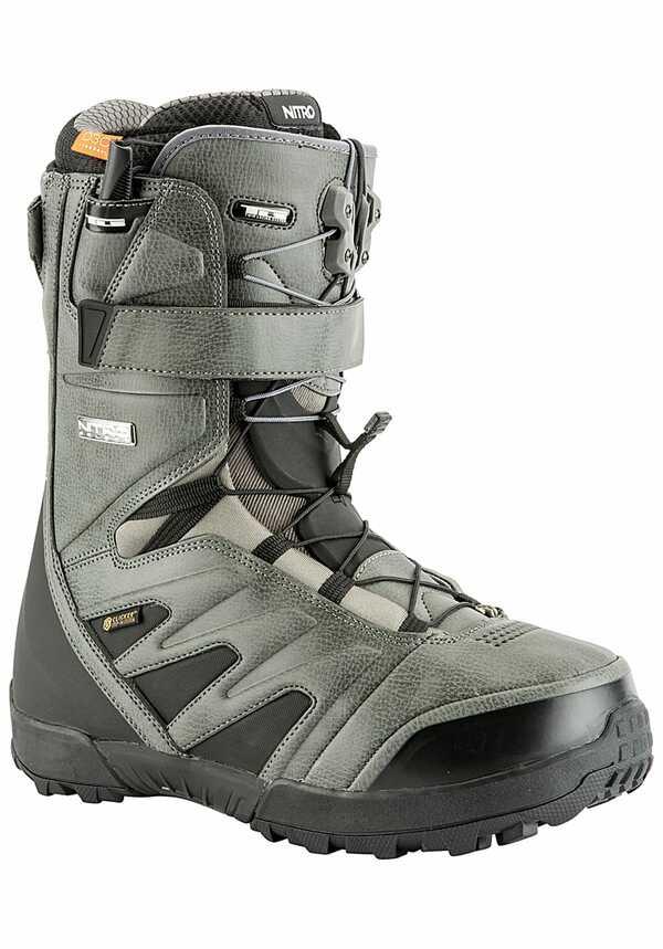 NITRO Select Clicker TLS - Snowboard Boots für Herren - Grau