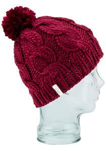 Coal The Rosa - Mütze für Damen - Rot