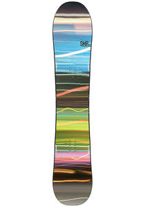 NITRO Smp 152cm - Snowboard für Herren - Mehrfarbig