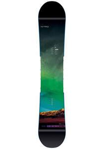 NITRO Team Exposure Gullwing 155cm - Snowboard für Herren - Mehrfarbig